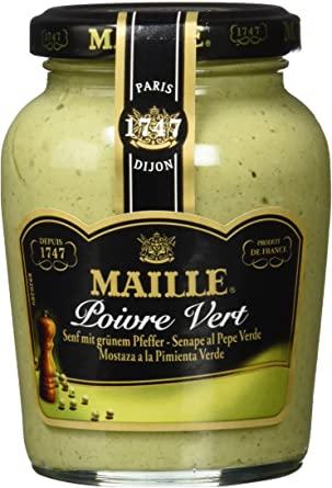 Mostarda Maille Dijon (POIVRE VERT)