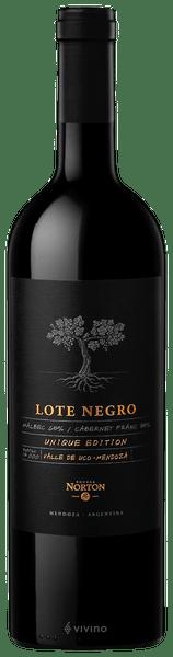 Norton Lote Negro
