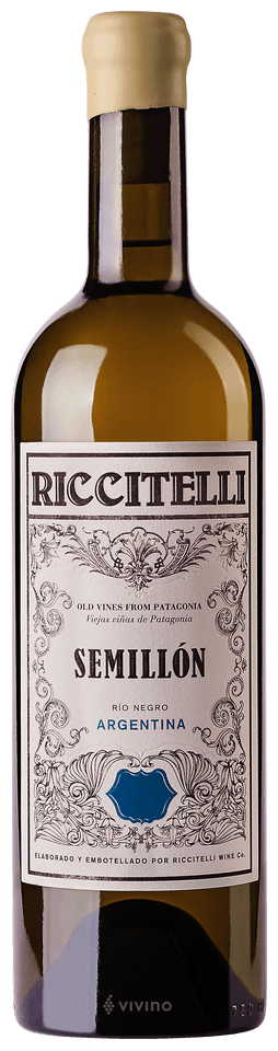 Riccitelli Old Wines Semillon