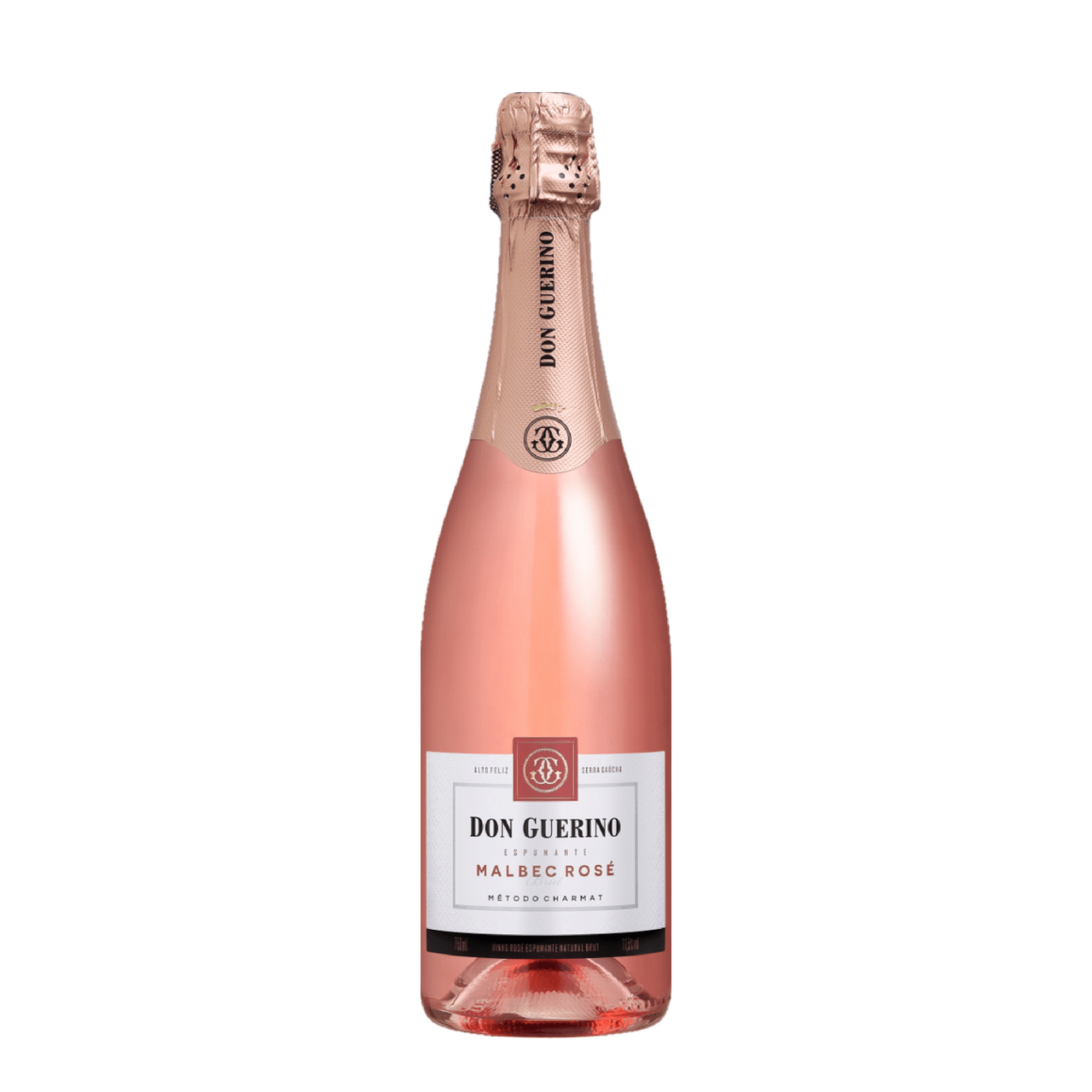 Espumante Don Guerino Malbec Rose