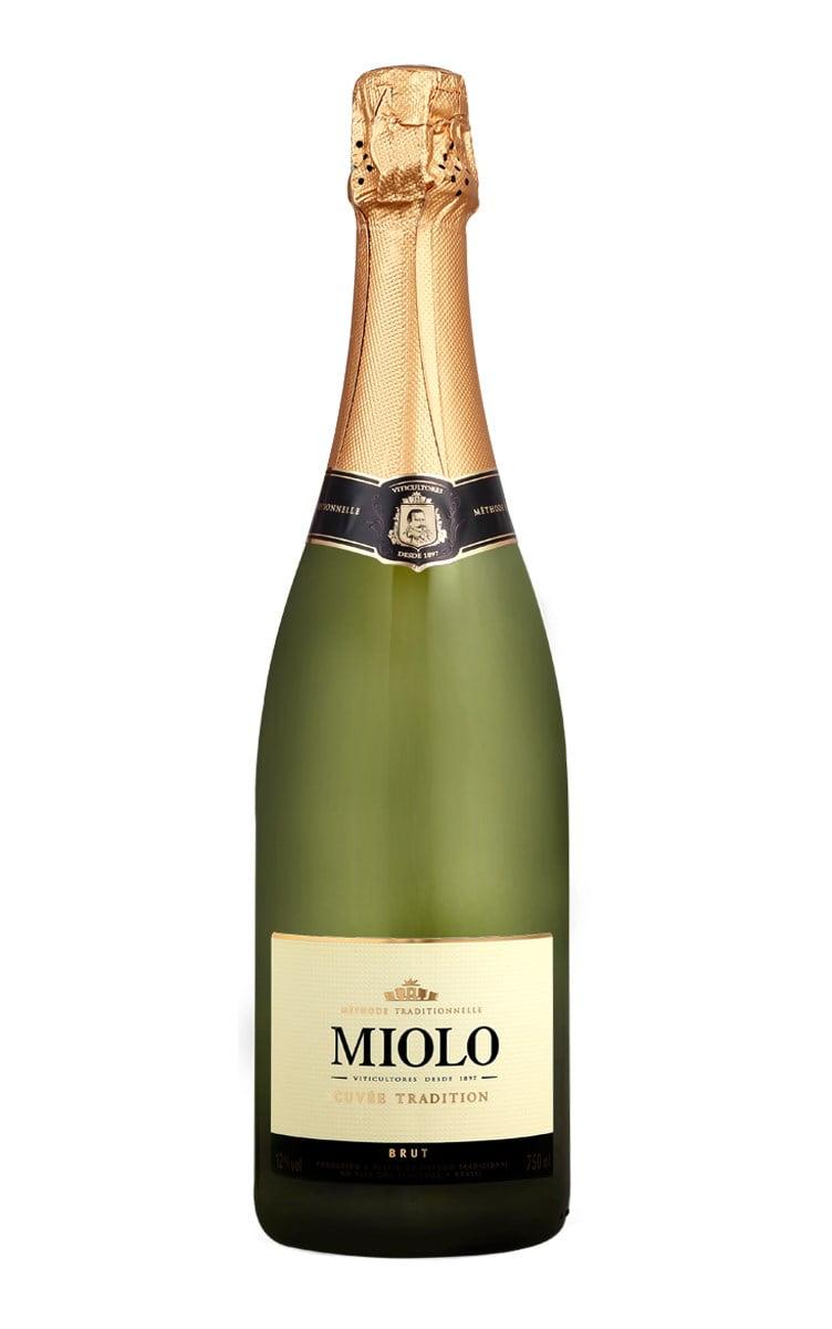 Espumante Miolo Cuvée Rosé