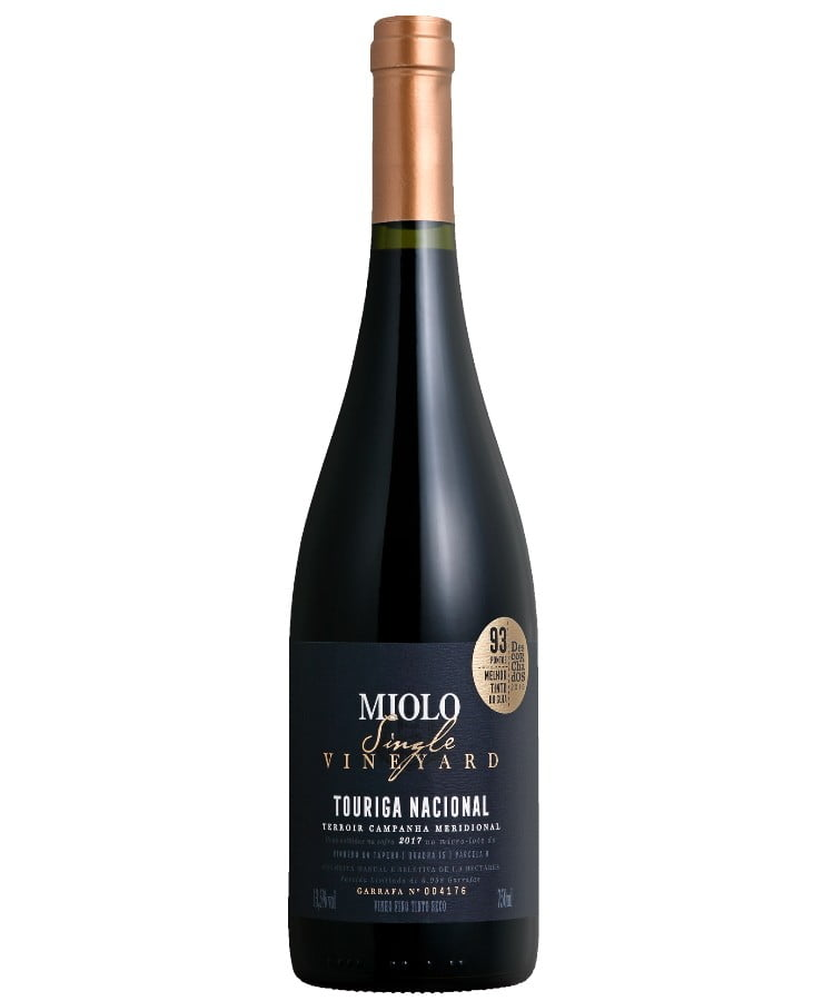 miolo single vineyard touriga nacional