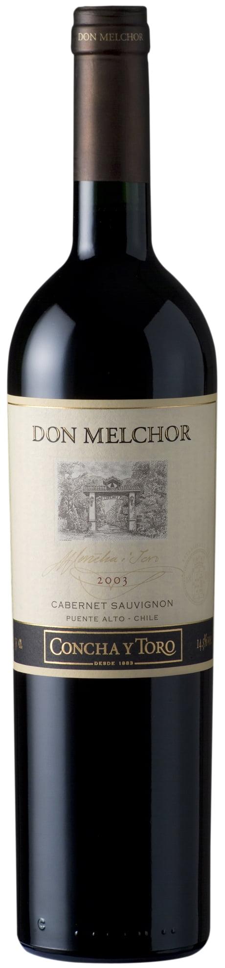 Don Melchor 2003