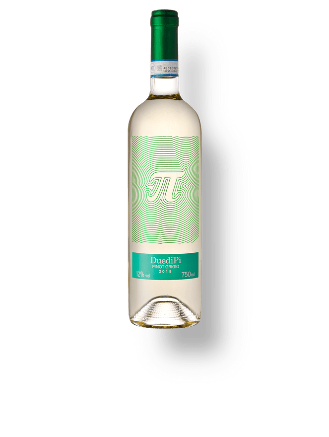DuediPi Pinot Grigio 2018