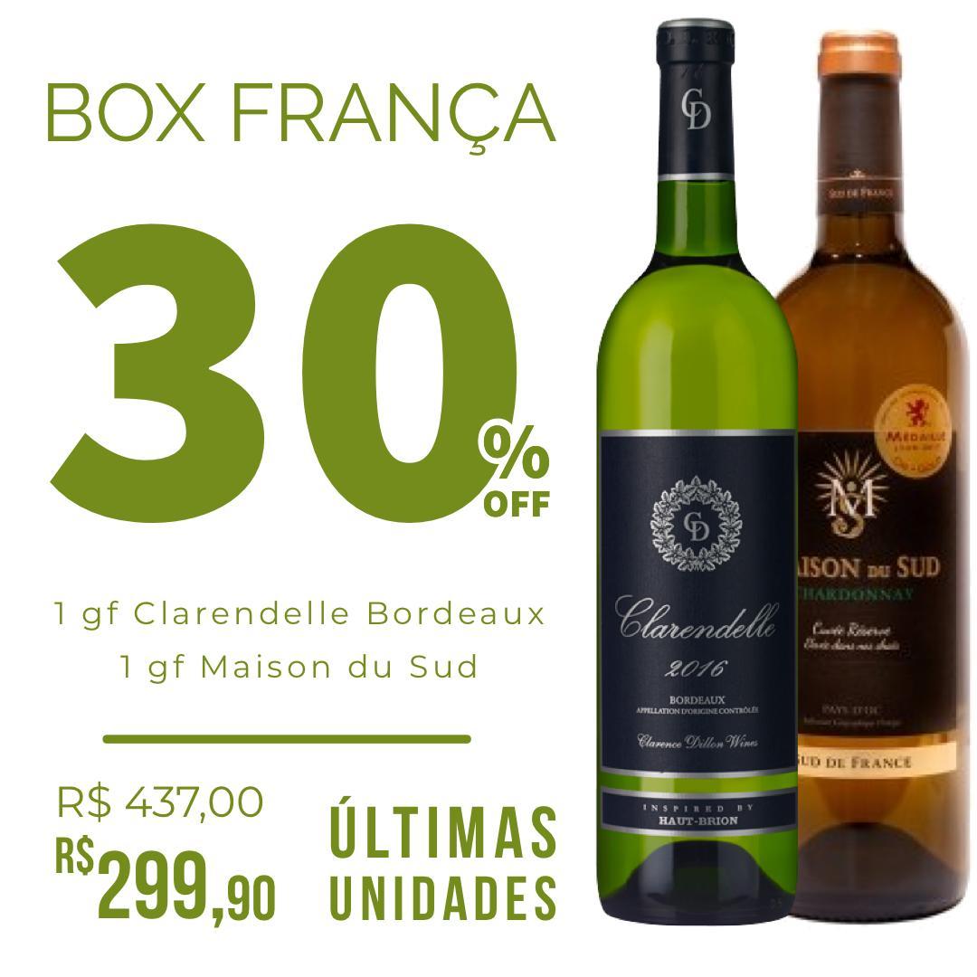 BOX FRANÇA