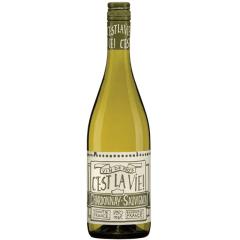 C'est La Vie Chardonnay Sauvignon Blanc