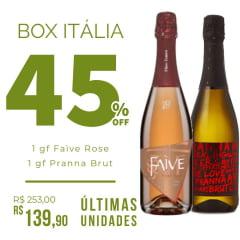 BOX ITÁLIA