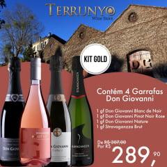 Kit Gold Don Giovanni